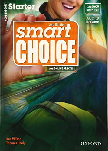 9780194407366: Smart Choice: Starter: Student Book with Online Practice