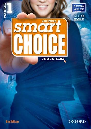 9780194407373: Smart Choice: Level 1: Student Book with Online Practice