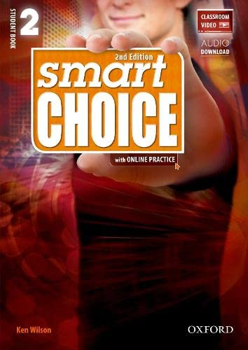 Smart Choice: Level 2: Student Book with: Ken, Wilson