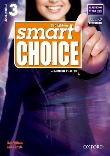 Smart Choice Level 3: Student Book with: Ken Wilson, Mike