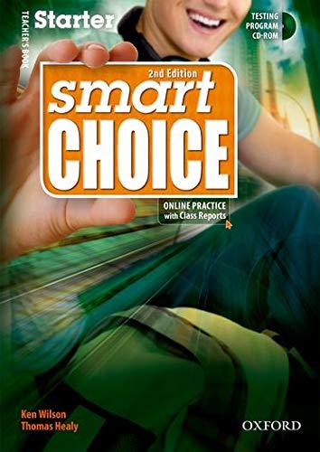 9780194407403: Smart Choice: Starter: Teacher's Book with Testing Program CD-ROM