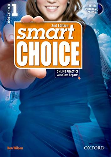 9780194407410: Smart Choice: Level 1: Teacher's Book with Testing Program CD-ROM