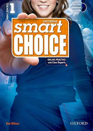 9780194407410: Smart Choice: Level 1: Teacher's Book with Testing Program CD-ROM