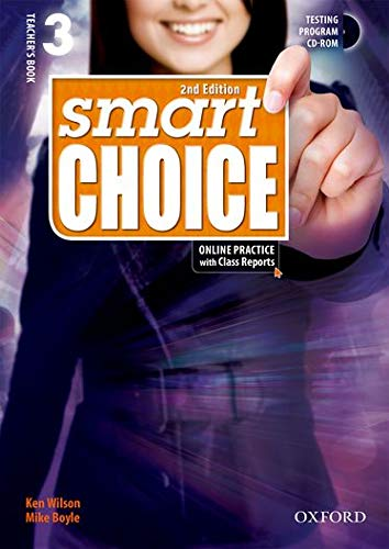 9780194407434: Smart Choice: Level 3: Teacher's Book with Testing Program CD-ROM