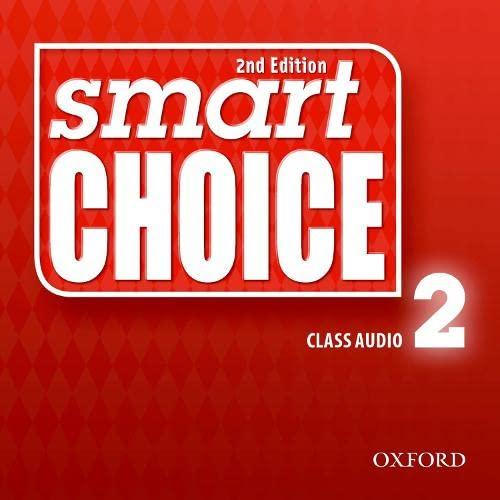 9780194407465: Smart Choice 2e Class Audio CD 2