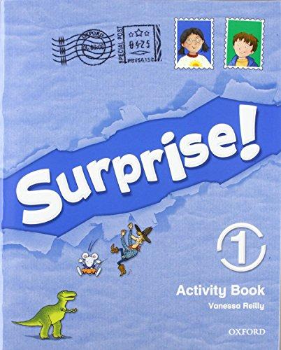 9780194408066: Surprise 1 activity book