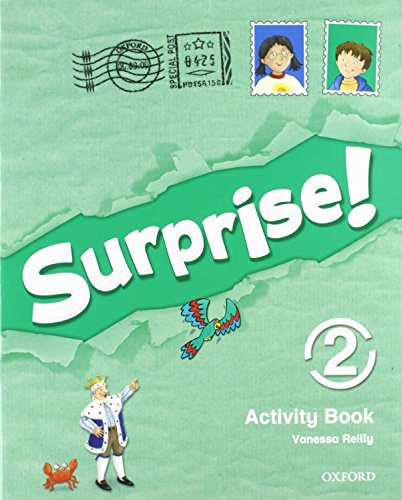 9780194408073: Surprise 2 activity book