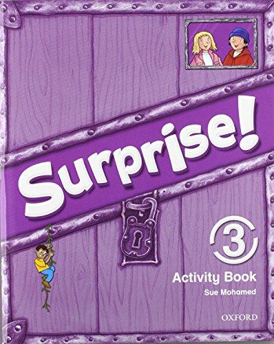 9780194408080: Surprise 3: Activity Book