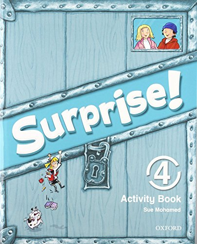 9780194408097: Surprise 4 activity book