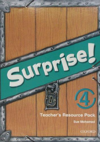 9780194408455: Surprise 4: Teacher's Resource Pack