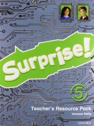 9780194409100: Surprise 5: Teacher's Resource Pack