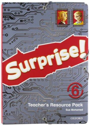 9780194409117: Surprise 6: Teacher's Resource Pack