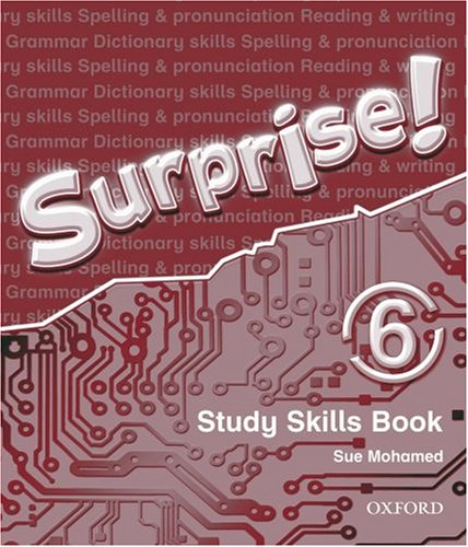 9780194409353: Suprise! 6 (study skills book)ed. disponible: 9780194409506
