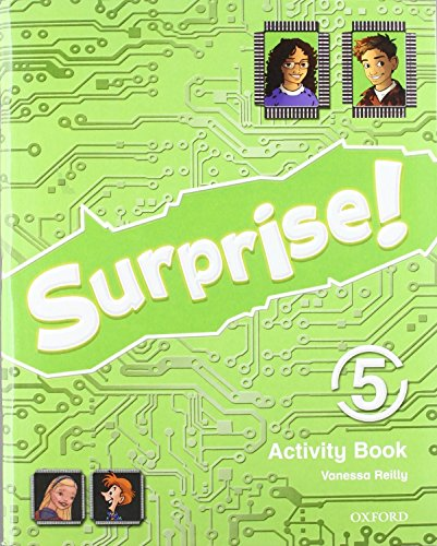 9780194409377: Surprise 5: Activity Book Pack