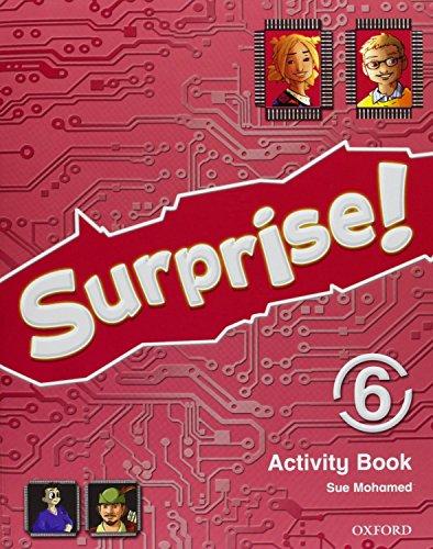 9780194409384: Surprise 6 activity book