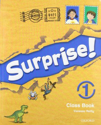 9780194409452: Surprise 1 cb pack con multirom
