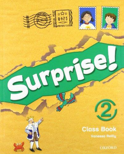 9780194409469: Surprise 2 course book pack con multirom