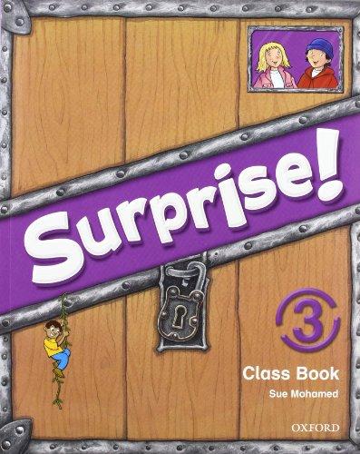 9780194409476: Surprise 3 cb pack con multi-rom