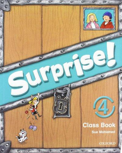9780194409483: Surprise 4 cb pack con multi-rom