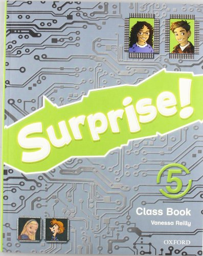 9780194409490: Surprise 5: Class Book Pack with Multi-ROM
