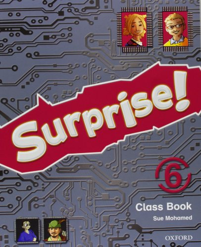 9780194409506: Surprise 6 course book pack con multirom - 9780194409506