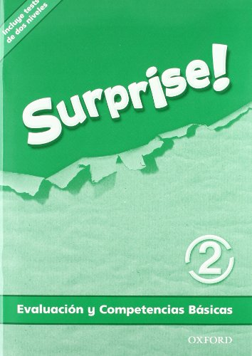 9780194409520: Surprise 2: Cuaderno de Evaluacion 09