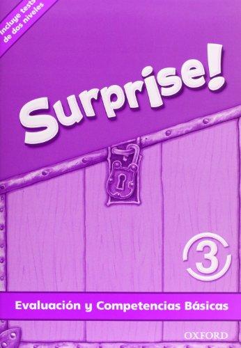 9780194409537: Surprise 3: Cuaderno de Evaluacion 09