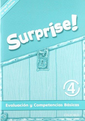 9780194409544: Surprise 4: Cuaderno de Evaluacion 09