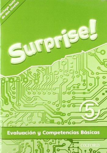 9780194409551: Surprise 5: Cuaderno de Evaluacion 09