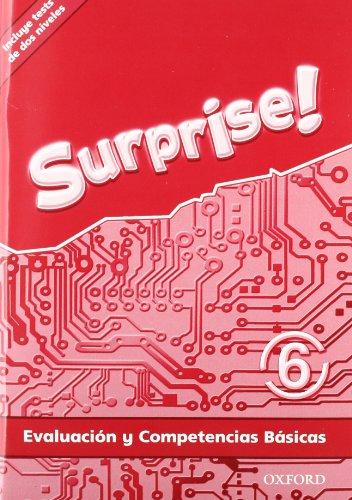 9780194409568: Surprise 6: Cuaderno de Evaluacion 09