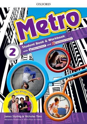 METRO 2 SB WB PK