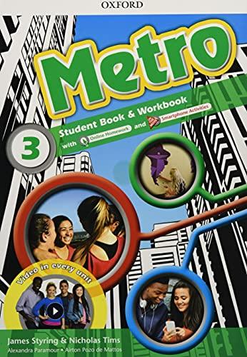 METRO 3 SB WB PK