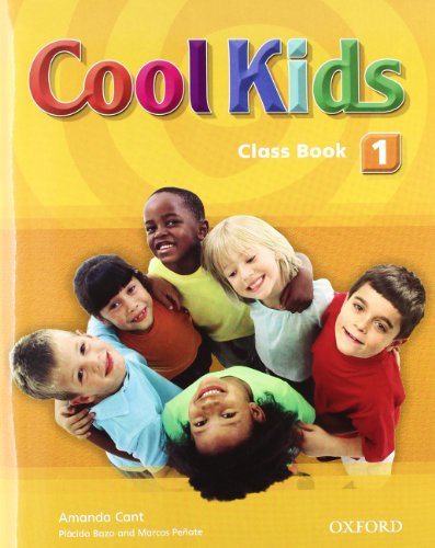 9780194411417: Cool Kids 1: Class Book and Multi-ROM Pack