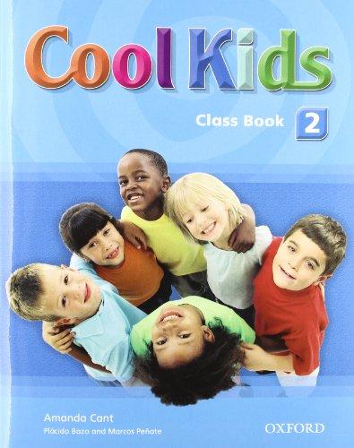 9780194411424: Cool kids 2 cb pack con multi-rom