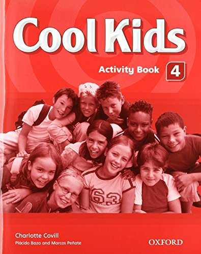 9780194411448: Cool Kids 4: Activity Book and Multi-ROM Pack