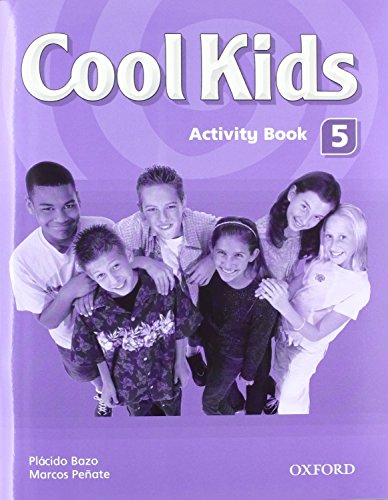 9780194411455: Cool Kids 5: Activity Book and Multi-ROM Pack