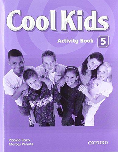 9780194411455: Cool kids 5 ab pack