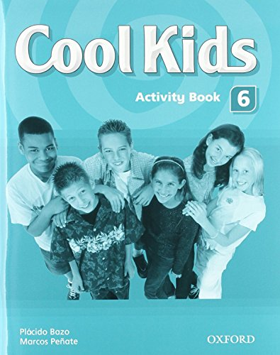9780194411462: Cool Kids 6: Activity Book and Multi-ROM Pack