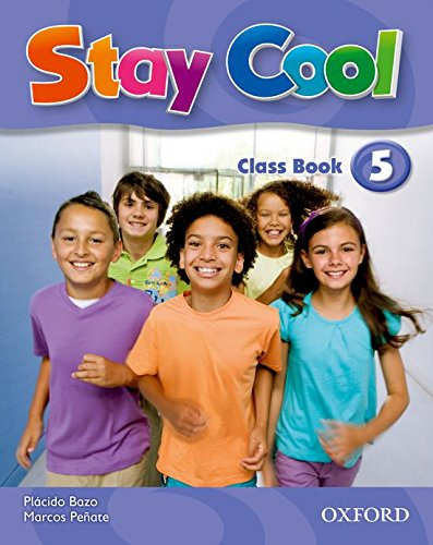 9780194412353: Stay Cool 5 Class Book