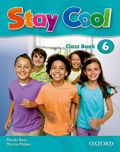 9780194412360: Stay Cool 6: Class Book