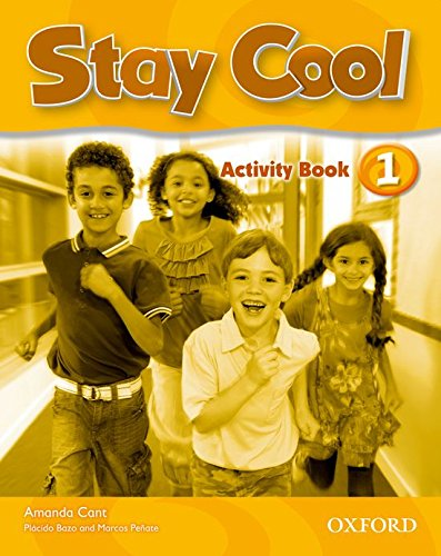 9780194412377: STAY COOL 1 ACT ED.11 Oxford