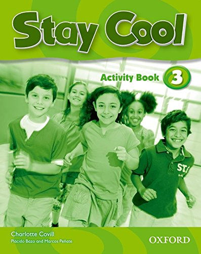 9780194412391: Stay cool 3 activity book