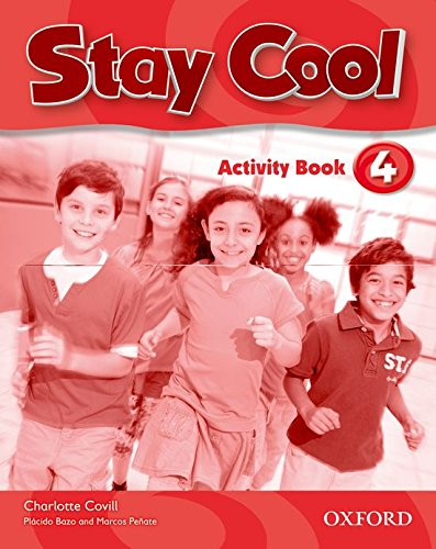 9780194412407: Stay Cool 4: Activity Book