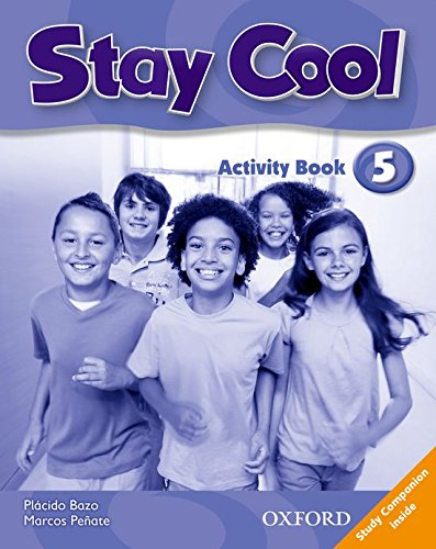 9780194412414: Stay Cool 5: Activity Book - 9780194412414