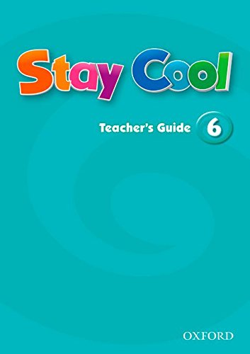 9780194412582: Stay Cool 6: Teachers Guide