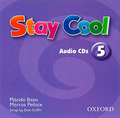9780194412650: Stay Cool 5: Class CD