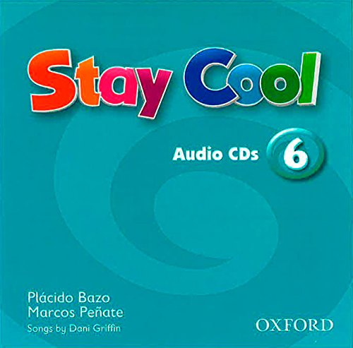 9780194412667: Stay Cool 6: Class CD