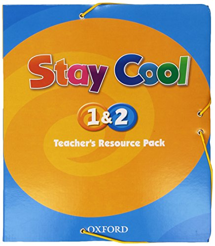 9780194412674: Stay Cool 1&2: Teacher's Resource Pack