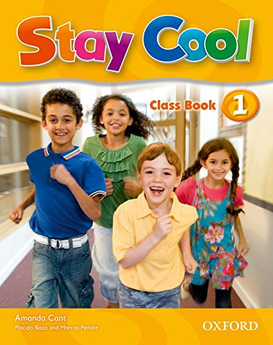 9780194413121: Stay Cool 1: Class Book Pack