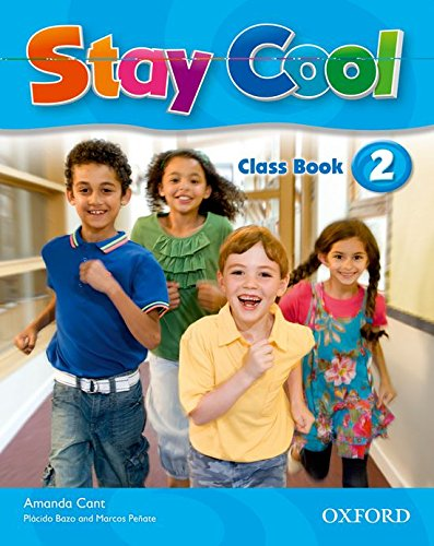 9780194413138: STAY COOL 2 CB ED.11 Oxford